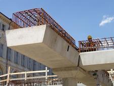 Matériaux de construction, le béton armé