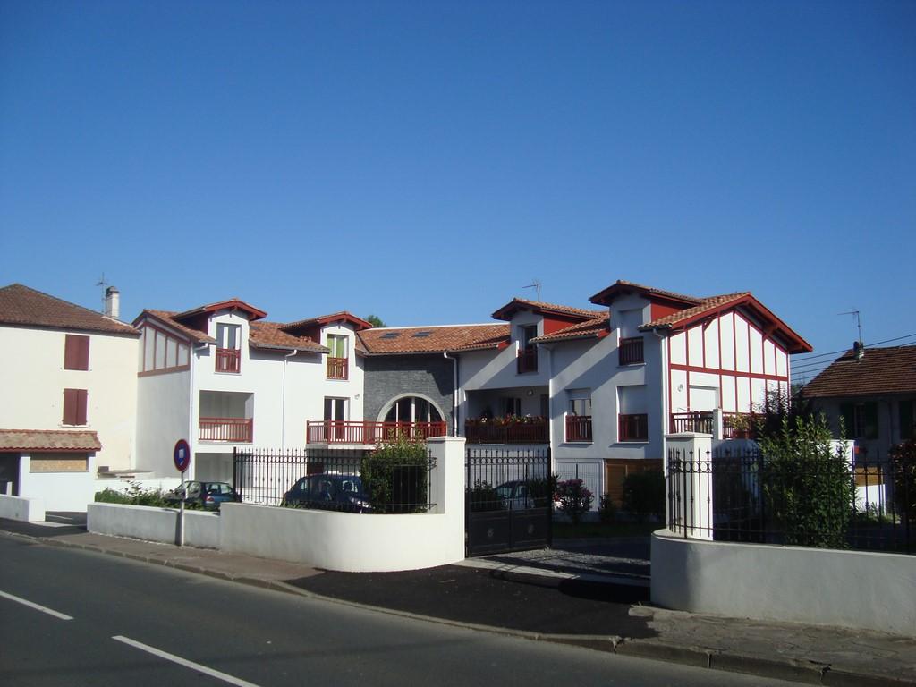 Construction d'une résidence de plusieurs logements à Hasparren