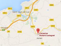 Entreprise de construction Castagnet à Ascain
