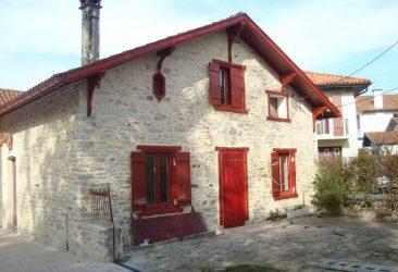 Rénovation d'une maison basque