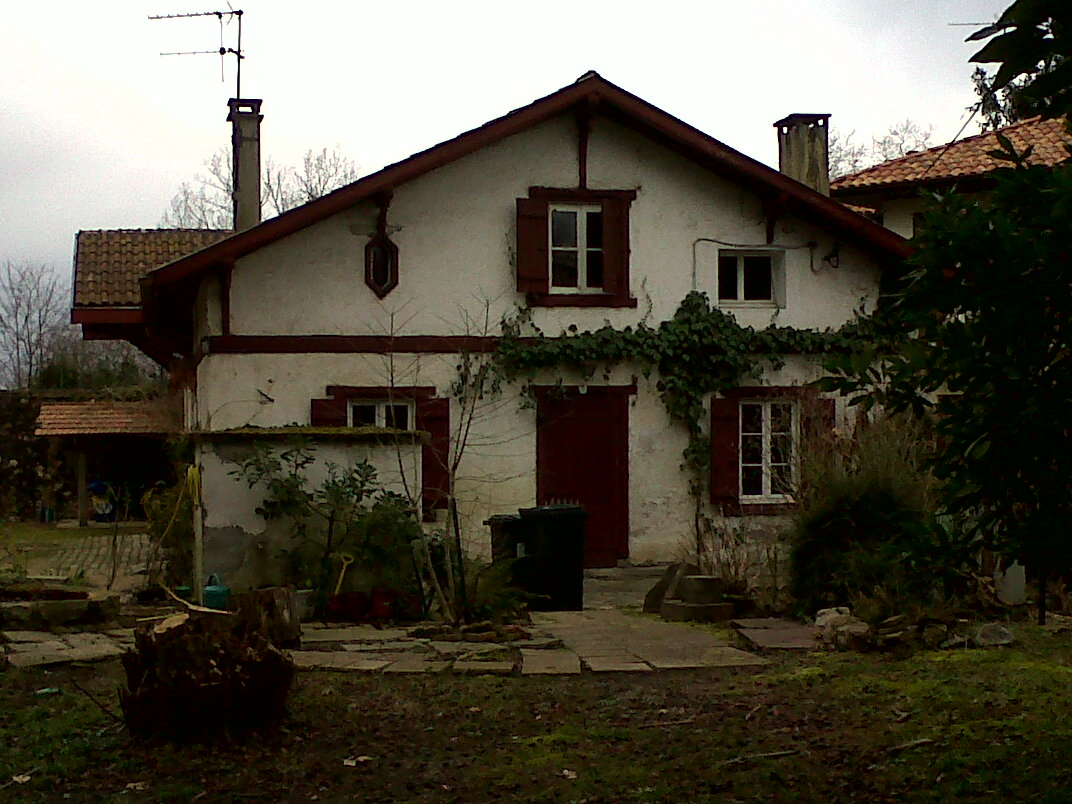 Rénovation d'un maison Basque