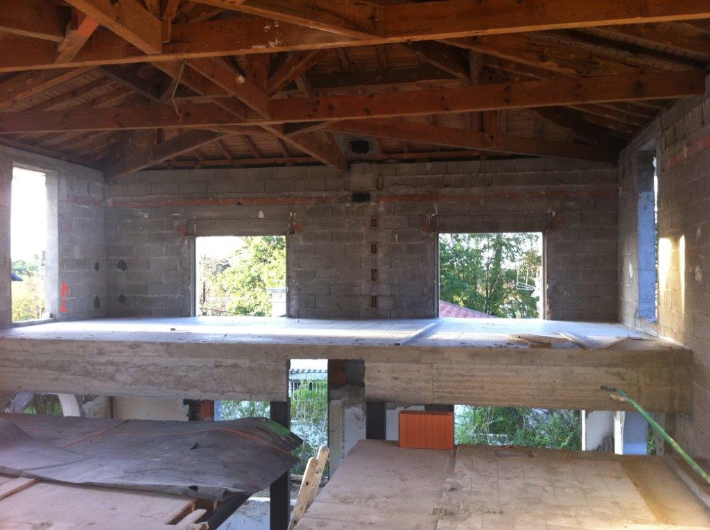 Rénovation d'une villa Basque à Ghethary