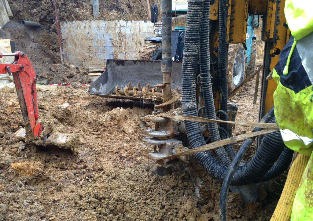 Construction d'une villa en brique monomur à Saint Jean de Luz