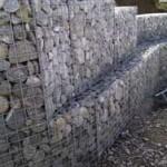 Création de clôture en gabion