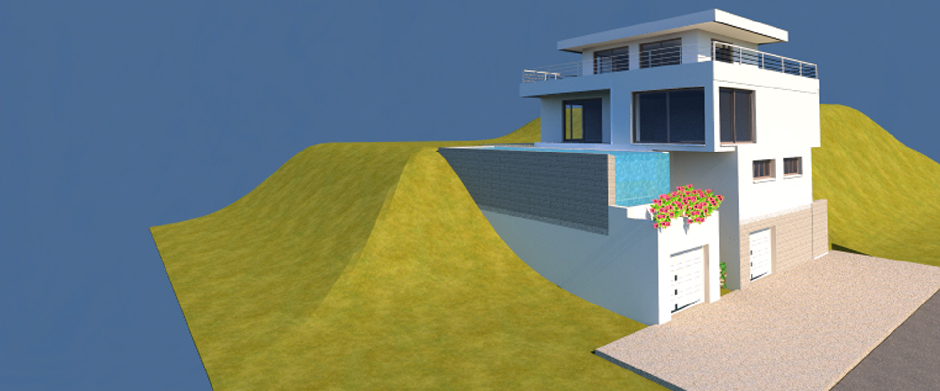 conception-plan-3d-maison-piscine-pays-basque-1