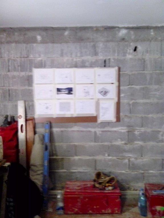 Rénovation d'une maison à Ciboure