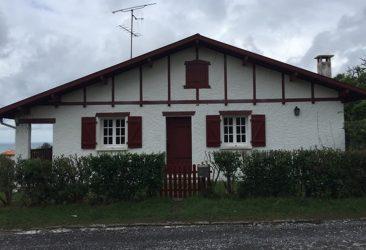 Rénovation d'une villa Basque à Ciboure