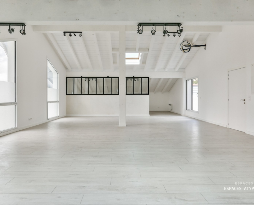 Construction et aménagement d'un loft atelier à Ascain