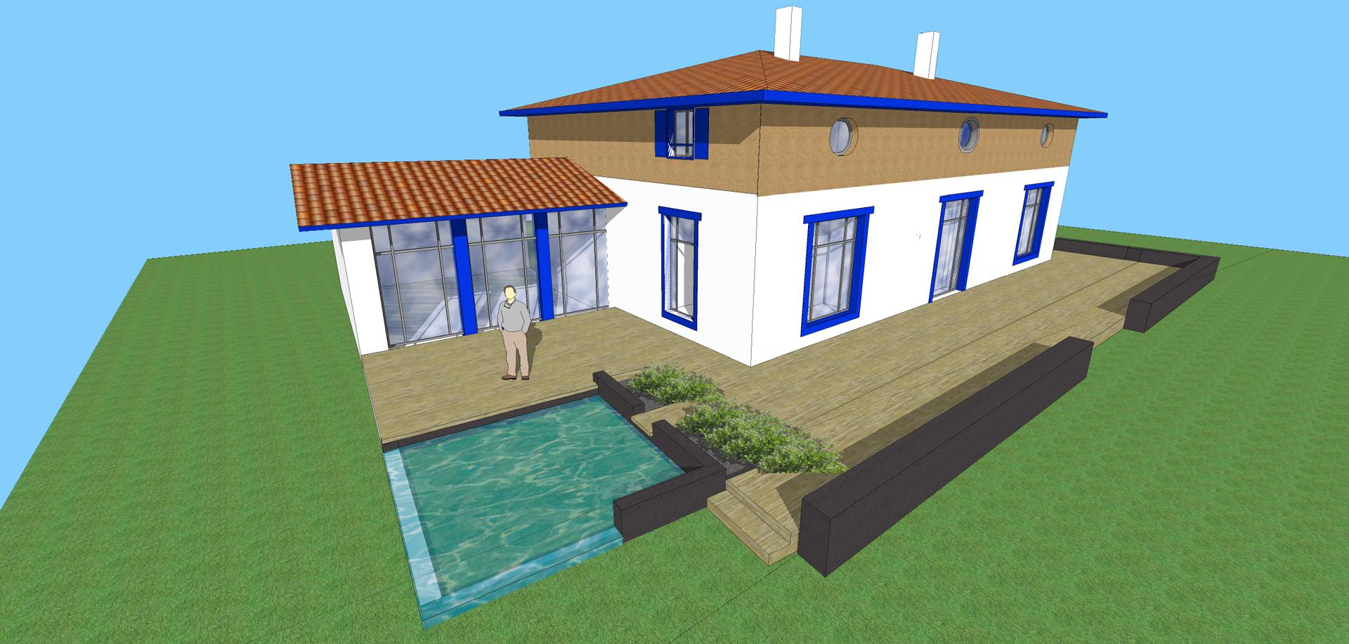 Constructeur maison pays basque segu maison for Constructeur maison basque