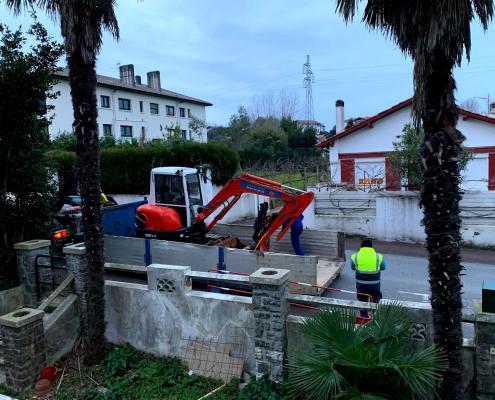 renovation avant travaux villa 4