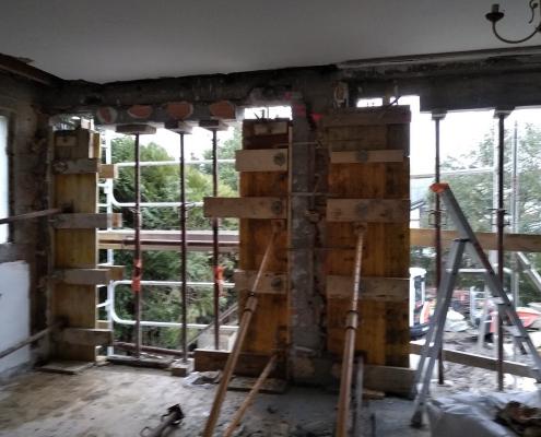 renovation travaux villa 13