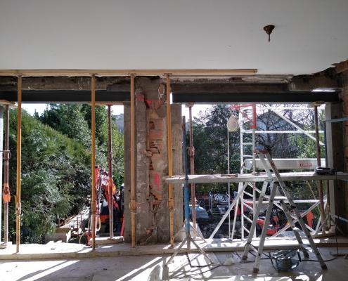 renovation travaux villa 14