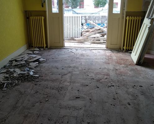 renovation travaux villa 3