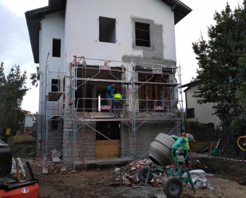 renovation travaux villa 7