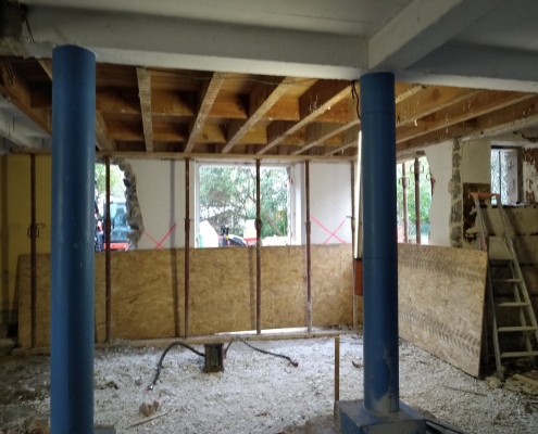 renovation travaux villa 8