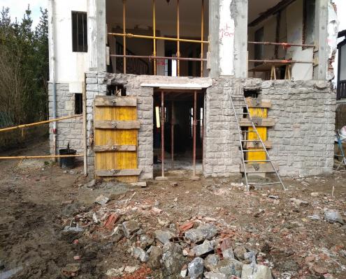 renovation travaux villa 9